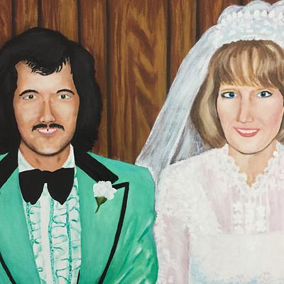 Kody mooneyham 1975 the wedding of mr mint bride of lace
