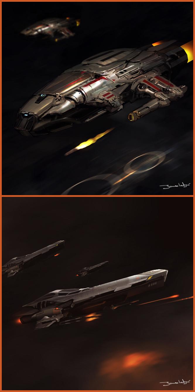 Fast Spaceship Thumbs
