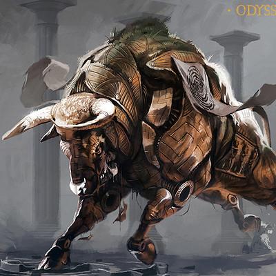 Bartek fedyczak char2d labyrinthauros bf 09