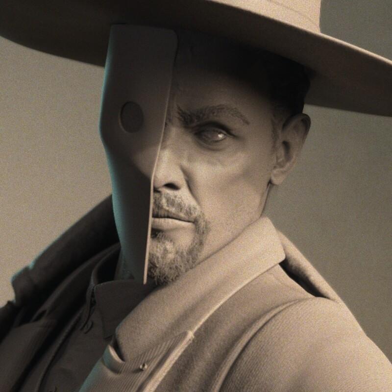 Half Billy : Wild West Challenge