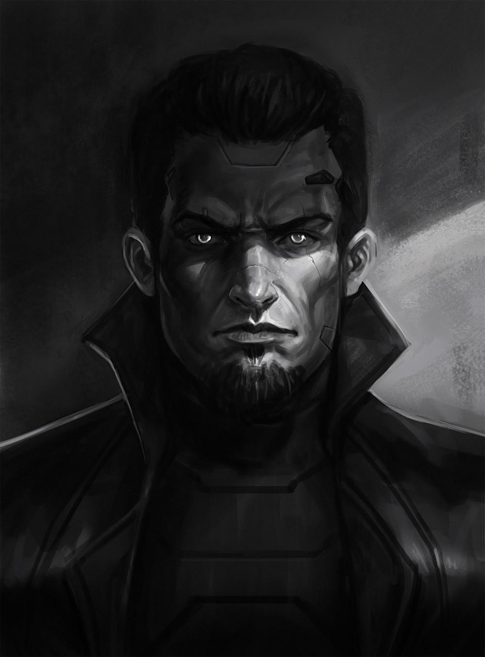 Salvador trakal sketch182