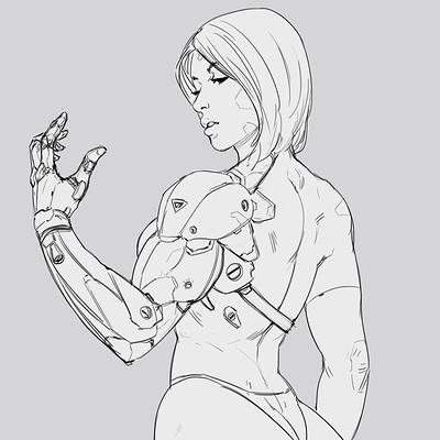 Salvador trakal sketch222