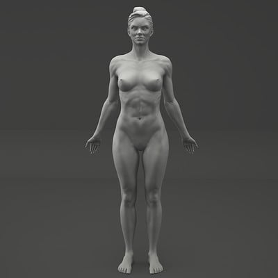 Fabricio rezende comp female skin version front