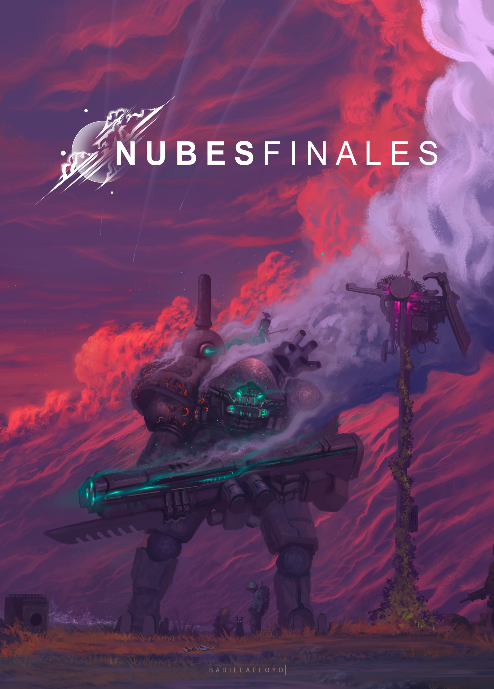 Francisco badilla nubes finales portada 2