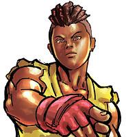 ArtStation - Street Fighter: Evil Sakura & Violent Sean