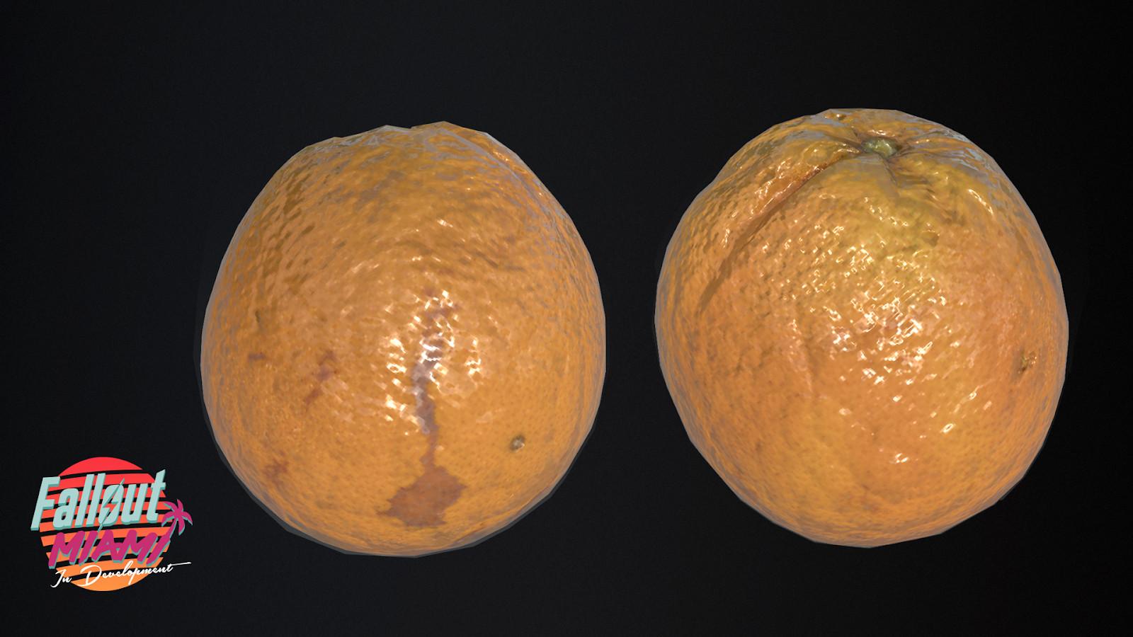 Carlos faustino orange