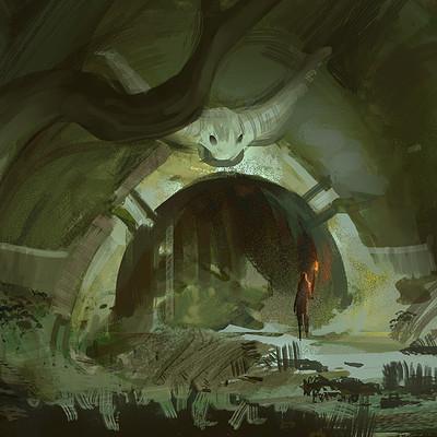 Roberto gatto cave exploration