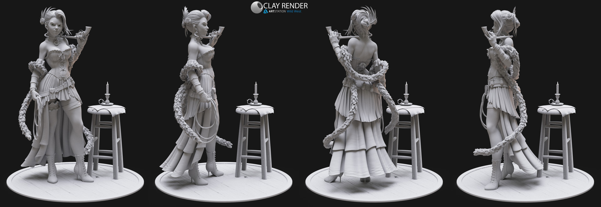 Aditya chauhan final clay render