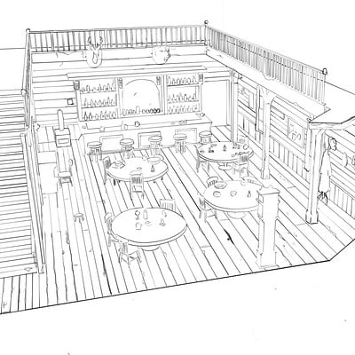 David lloyd saloon isometric 4