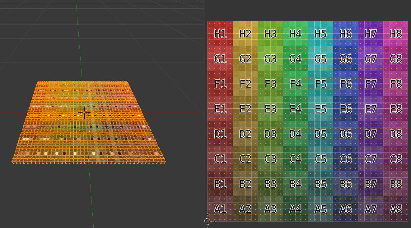 ArtStation - Depth based minimap shader, Thomaz Nardelli