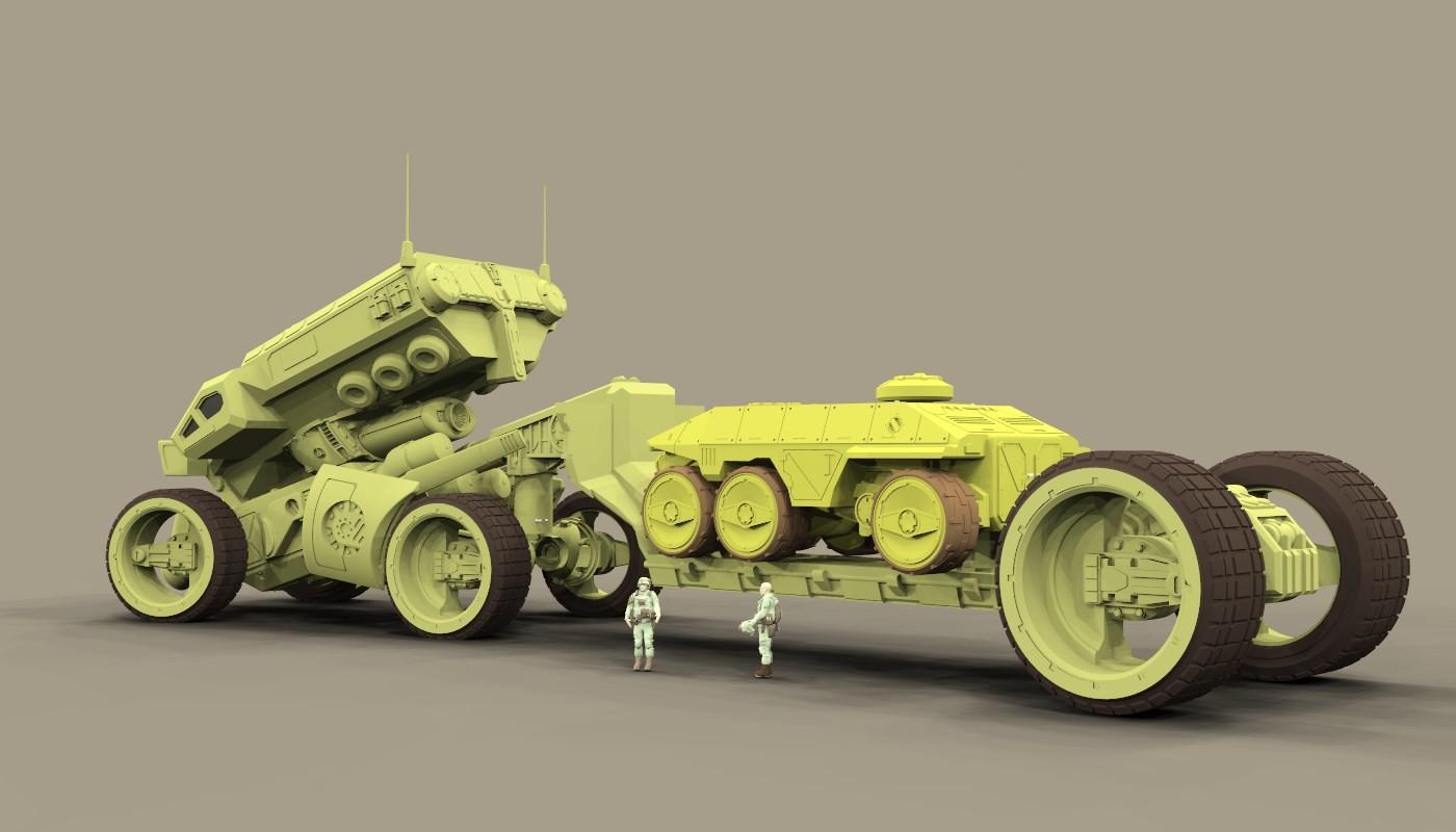 German impache evot t tank transporetr3