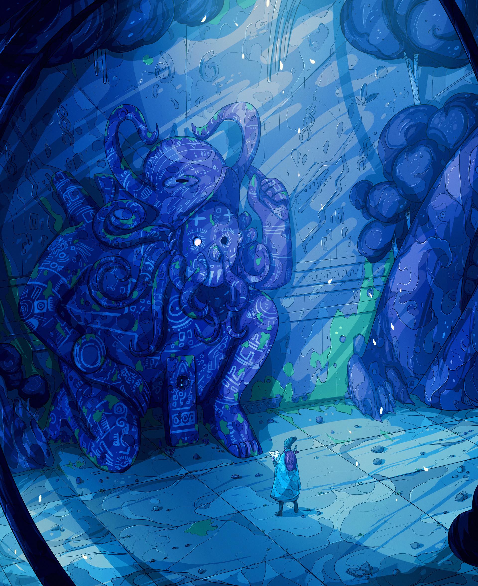 Christian benavides voyager octopus ruins f ilu 4