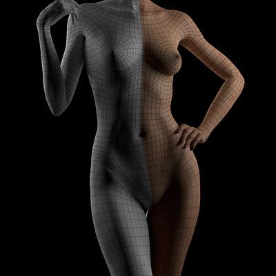 Levon karapetyan charactermix render