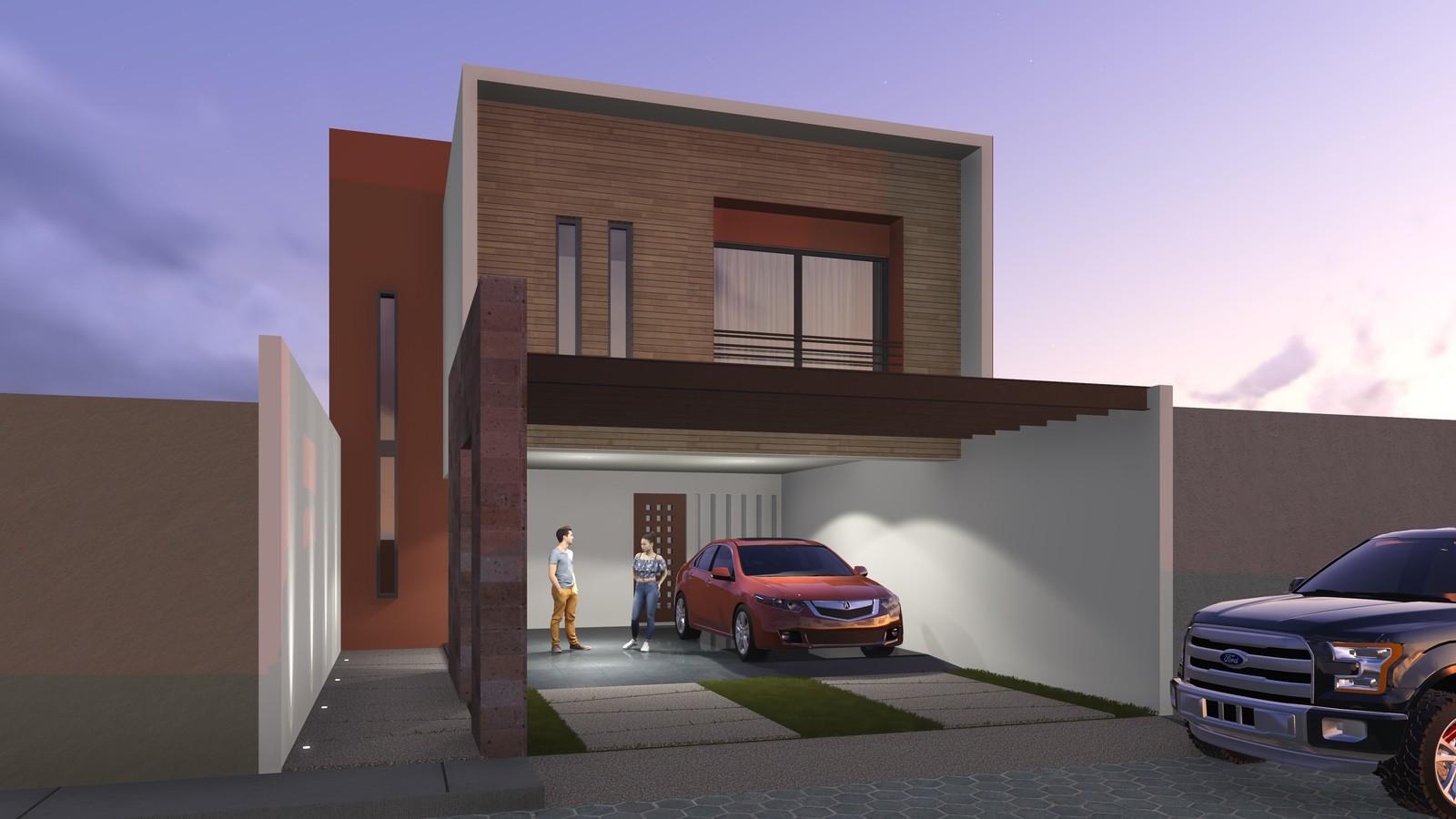 Casa 10 x 10, Mario Lebano   ArtStation