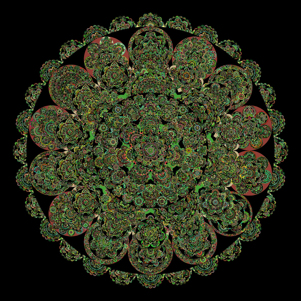 Kenneth jinks mandala 37199