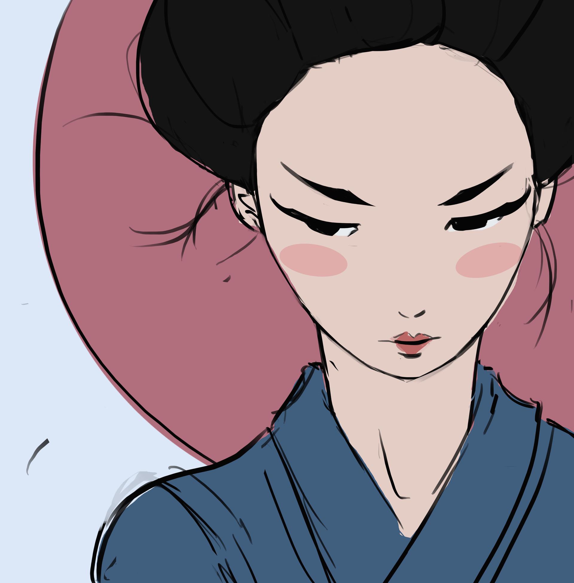 Sergio pincheira geisha 2