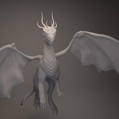Michelle tofahrn dragon render 1