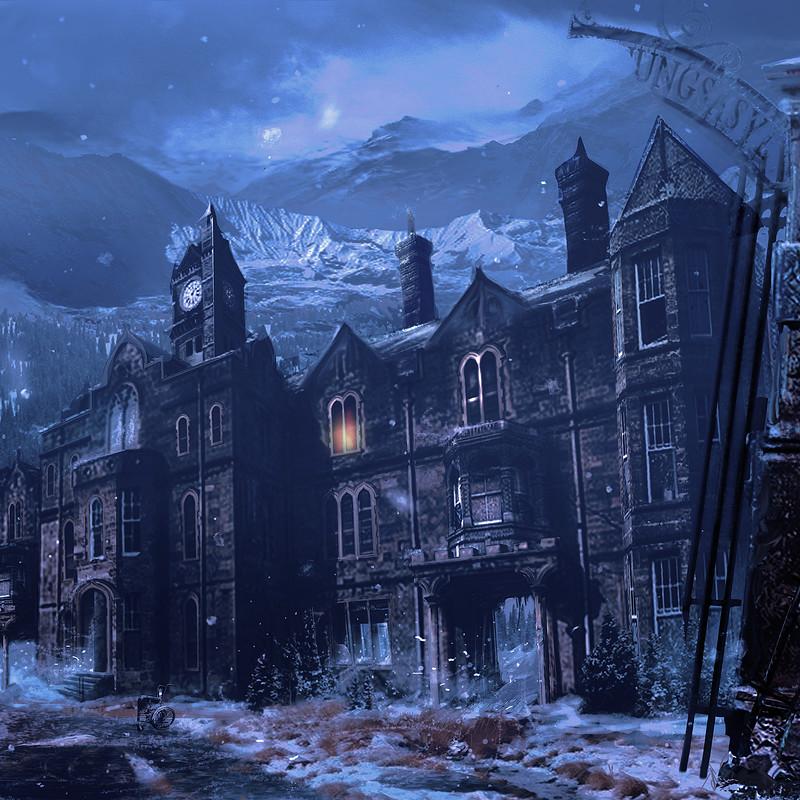 Abandoned Hope Asylum