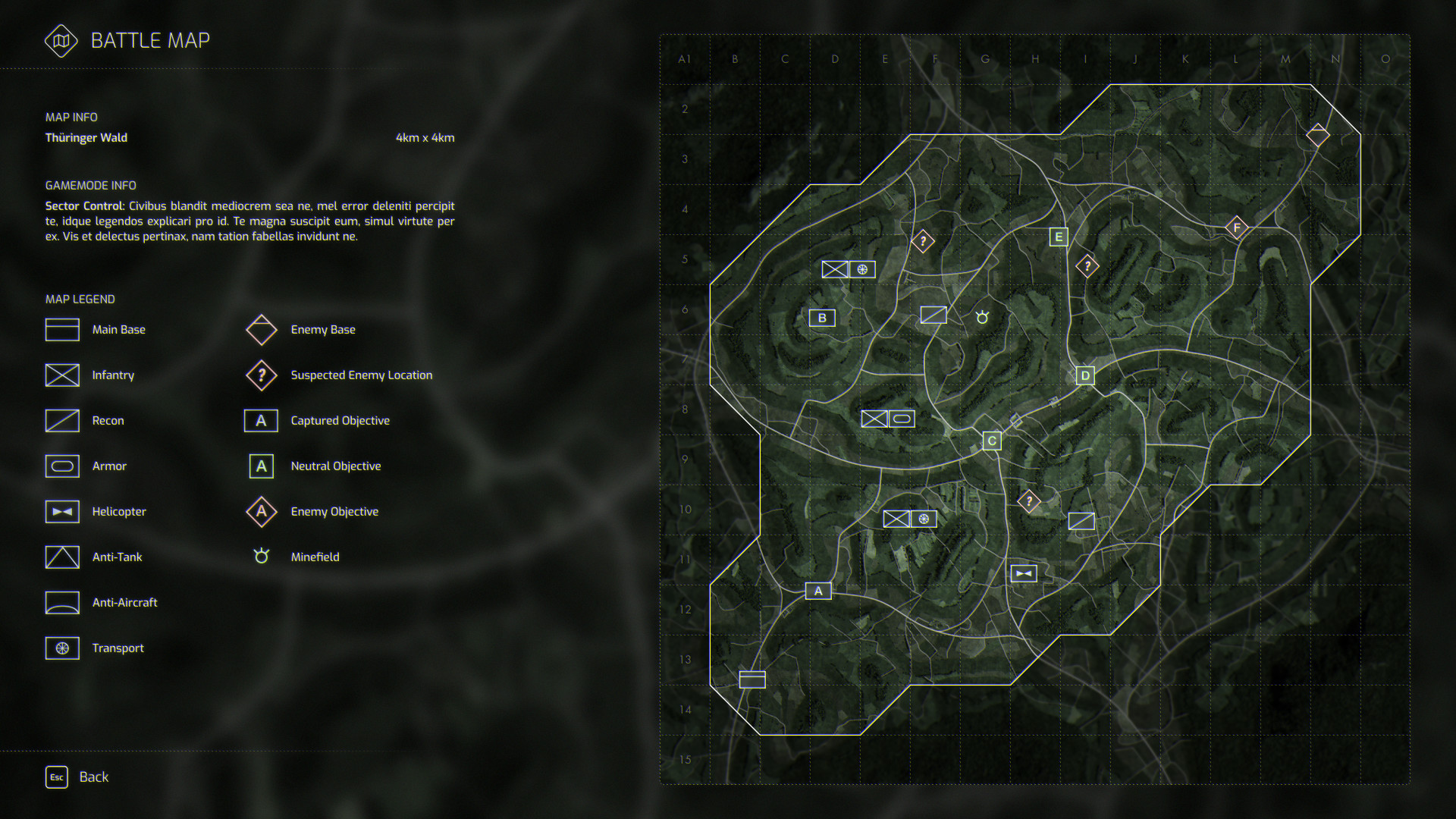 Map Overview