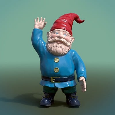 Alexander volynov gnome cycles 01