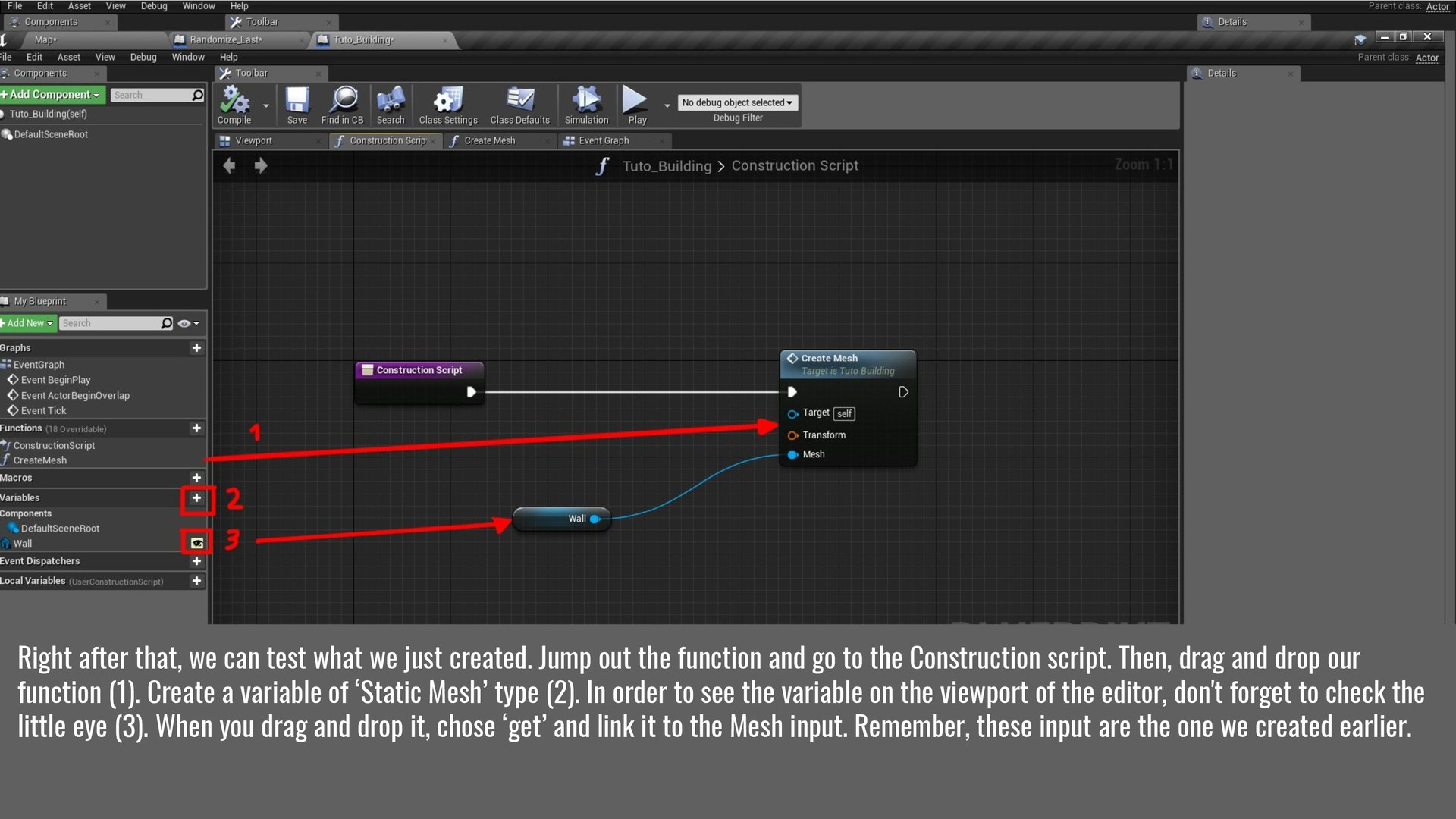 Artstation tutorial making a modular building with ue4 jordan scroll to see more malvernweather Gallery