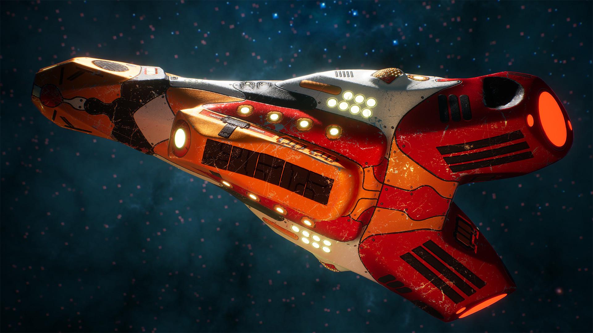 Andrew krivulya spaceship render 13