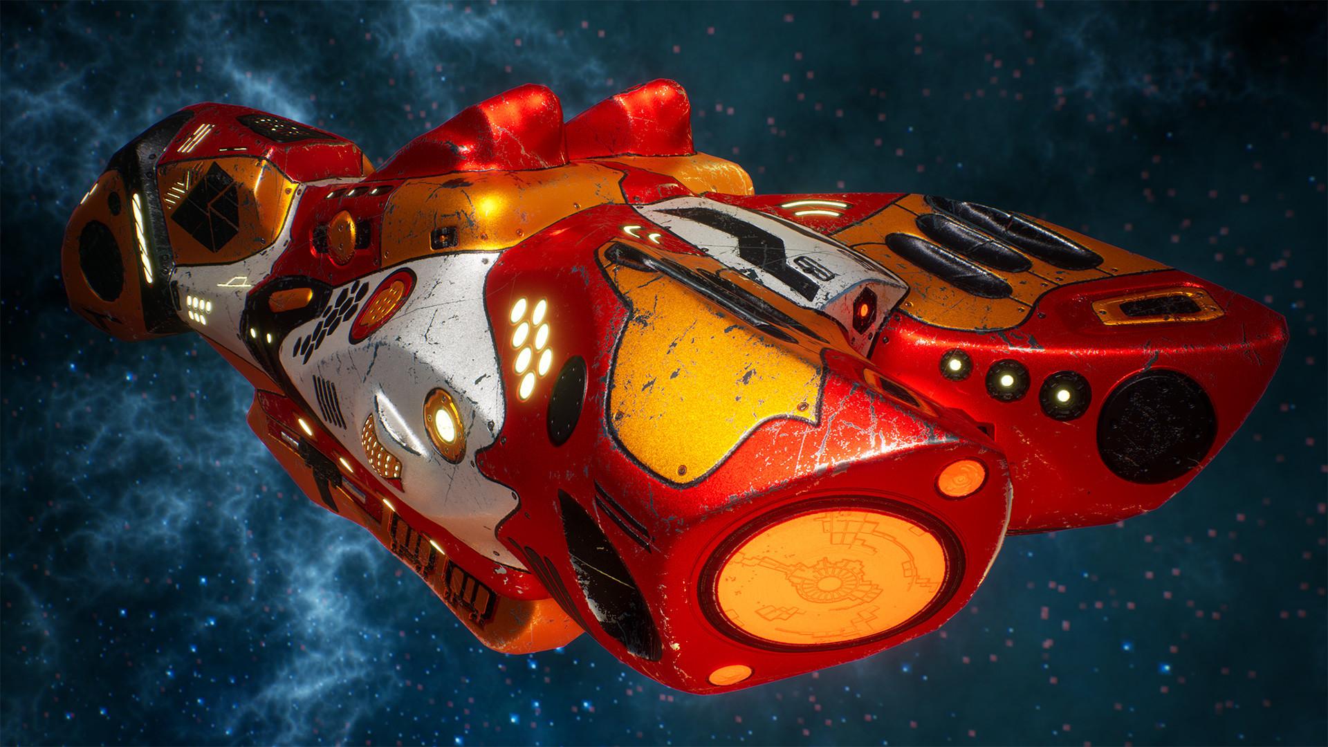 Andrew krivulya spaceship render 10