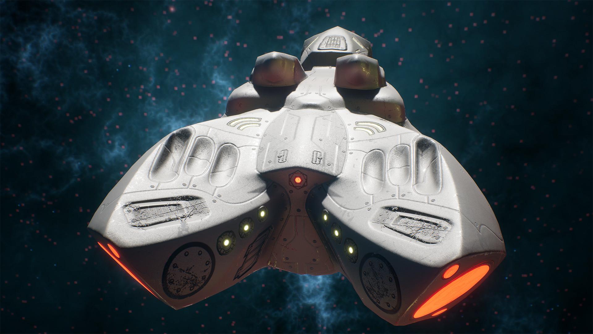 Andrew krivulya spaceship render 03