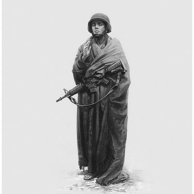 Bogdan marica bogdanmrk shaolin soldier