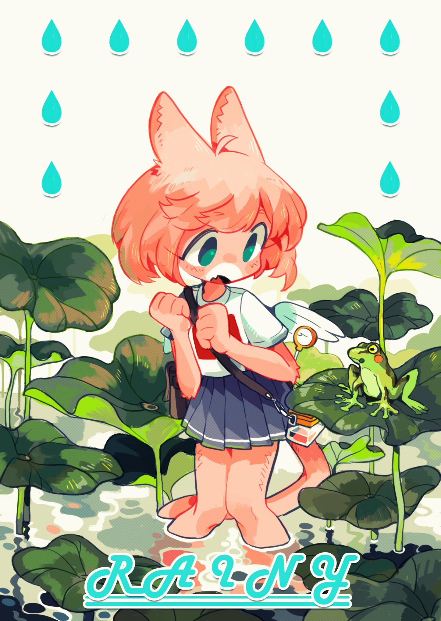 Rye yang rainy