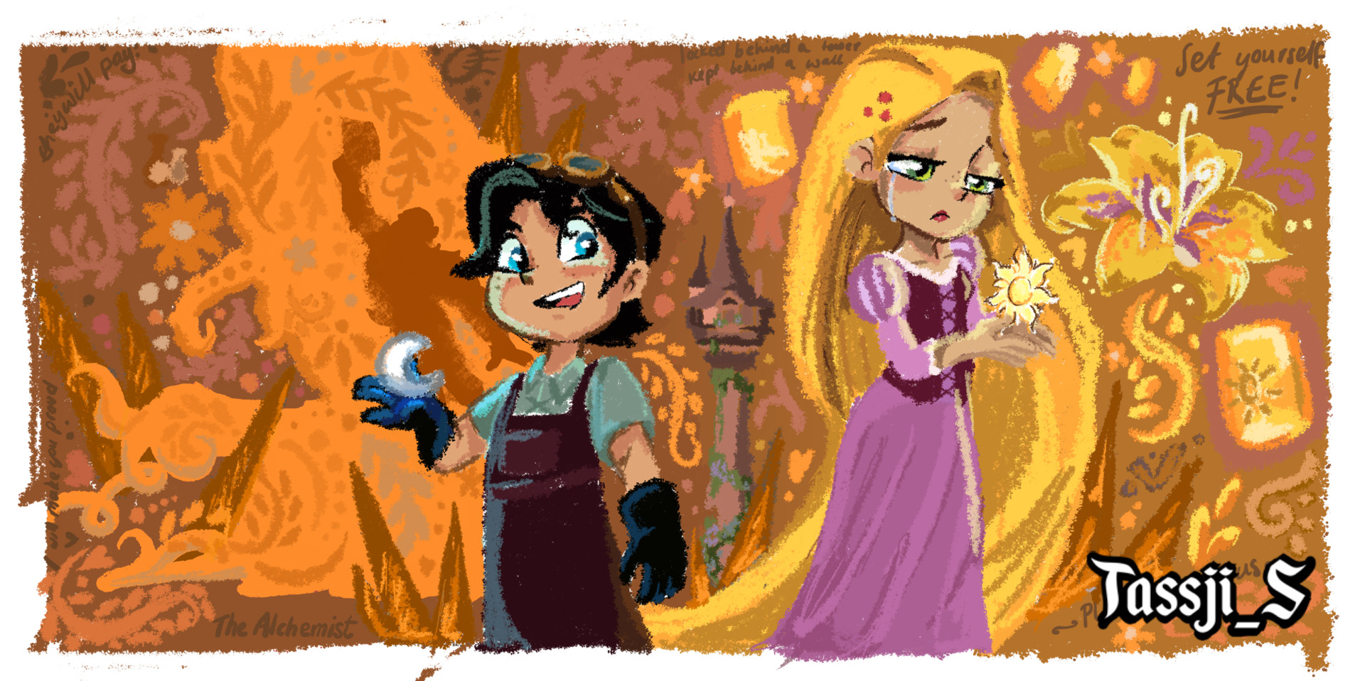 tangled the series the alchemist returns review