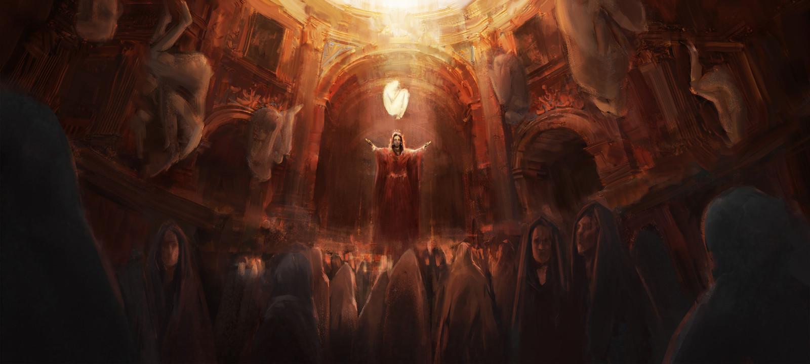 Rebirth ritual
