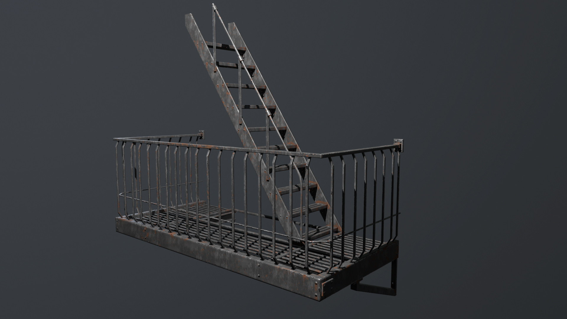 Kurt kupser assets 0006 fire escape 1