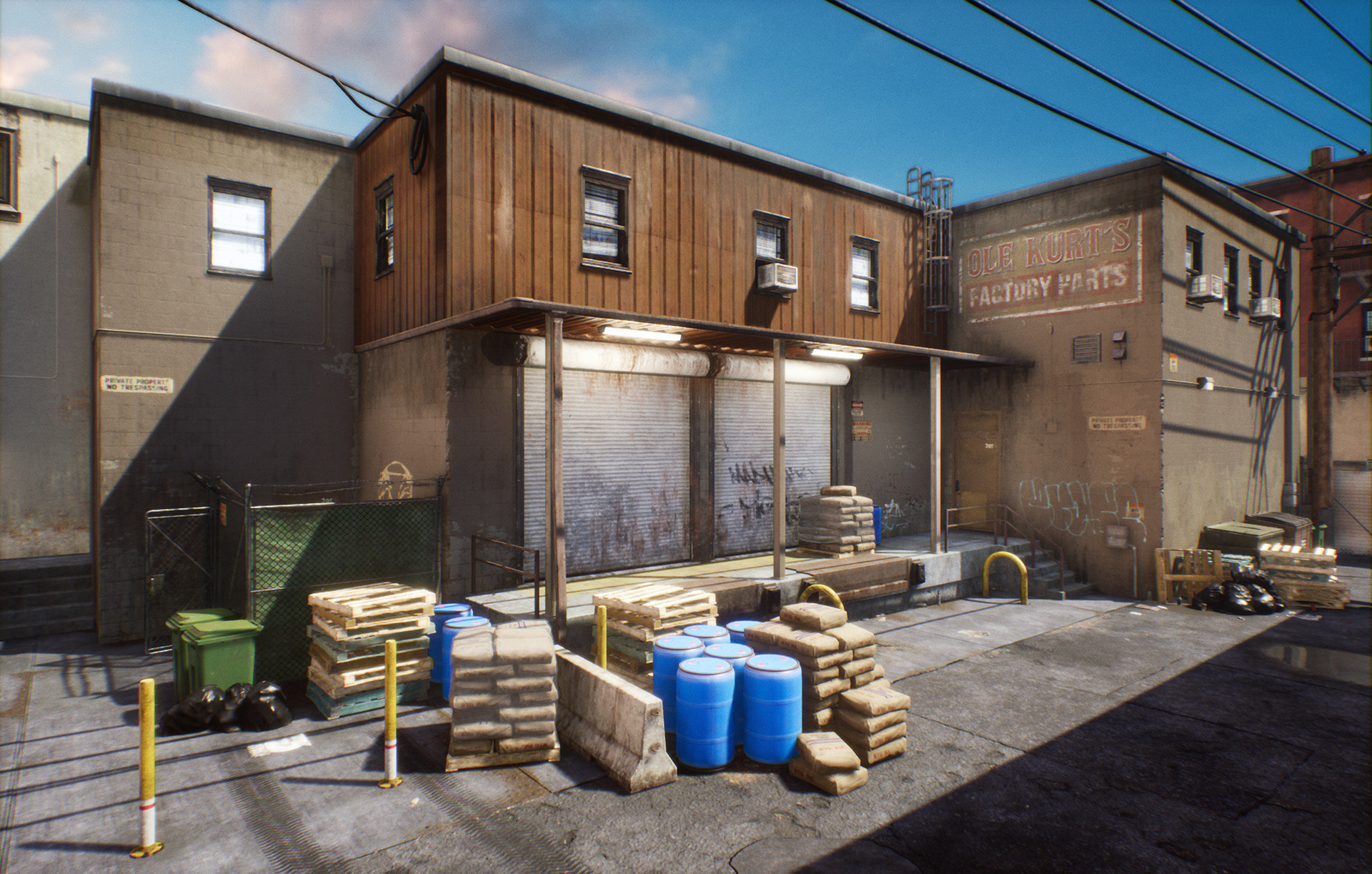Kurt kupser alley render 04