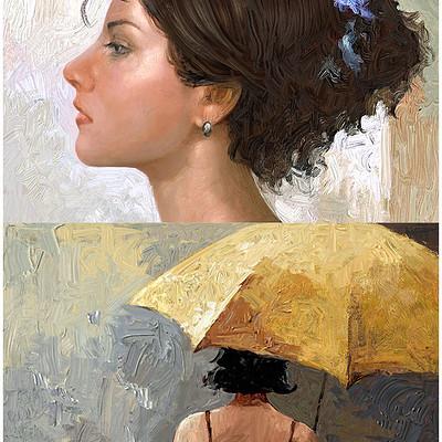 Emrullah cita painting details