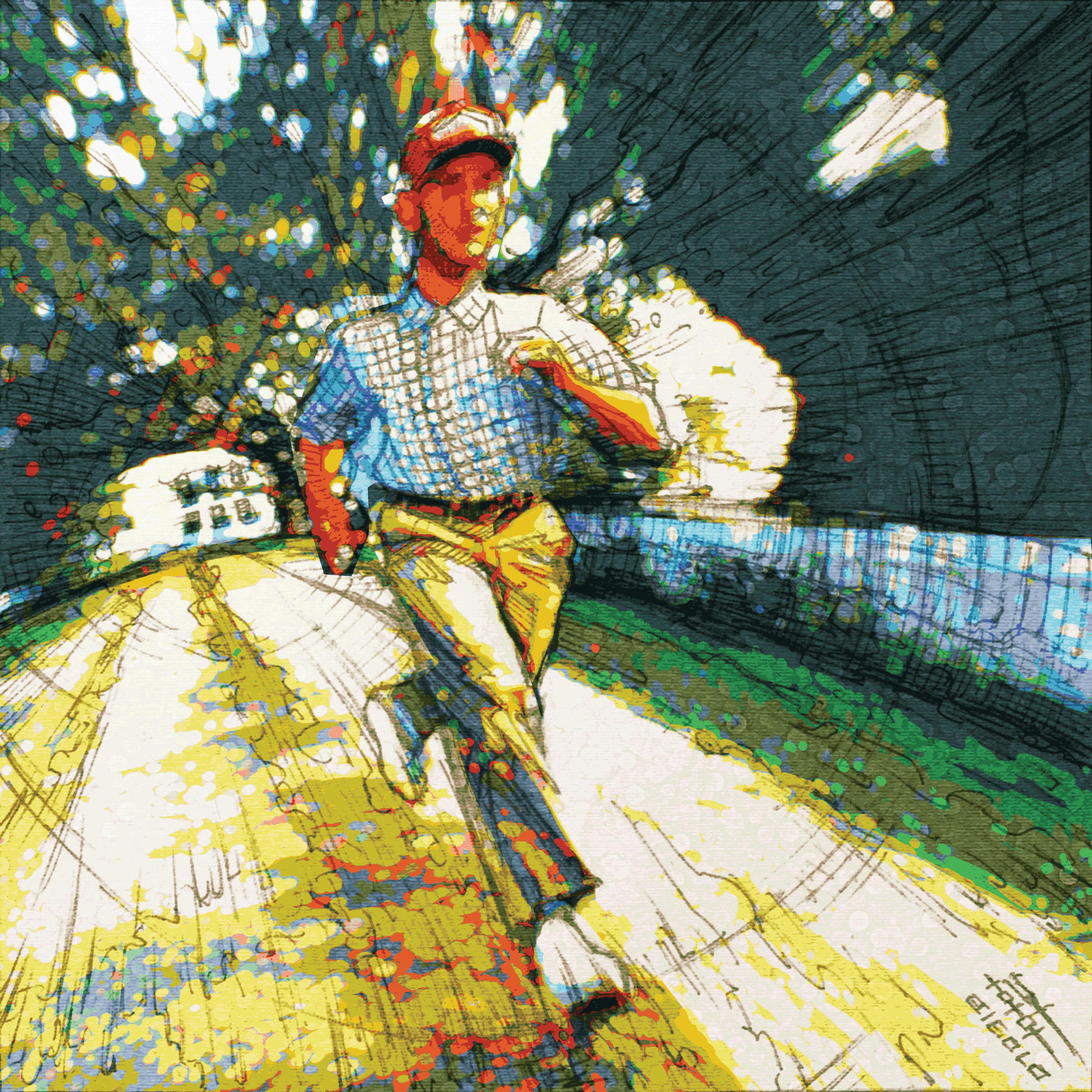 Day 07-09-18 - Run, Forrest, Run
