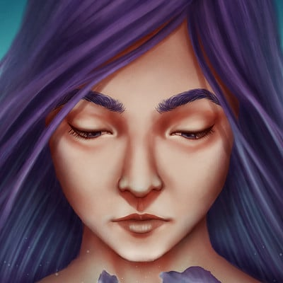 Andrea lacy iris