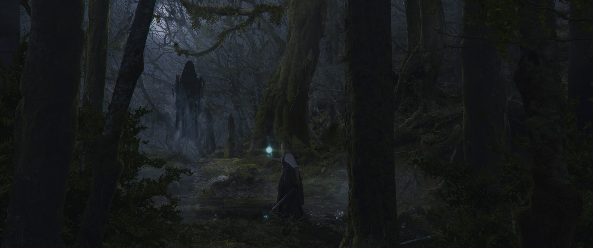 Michael morris watcheroftheforest