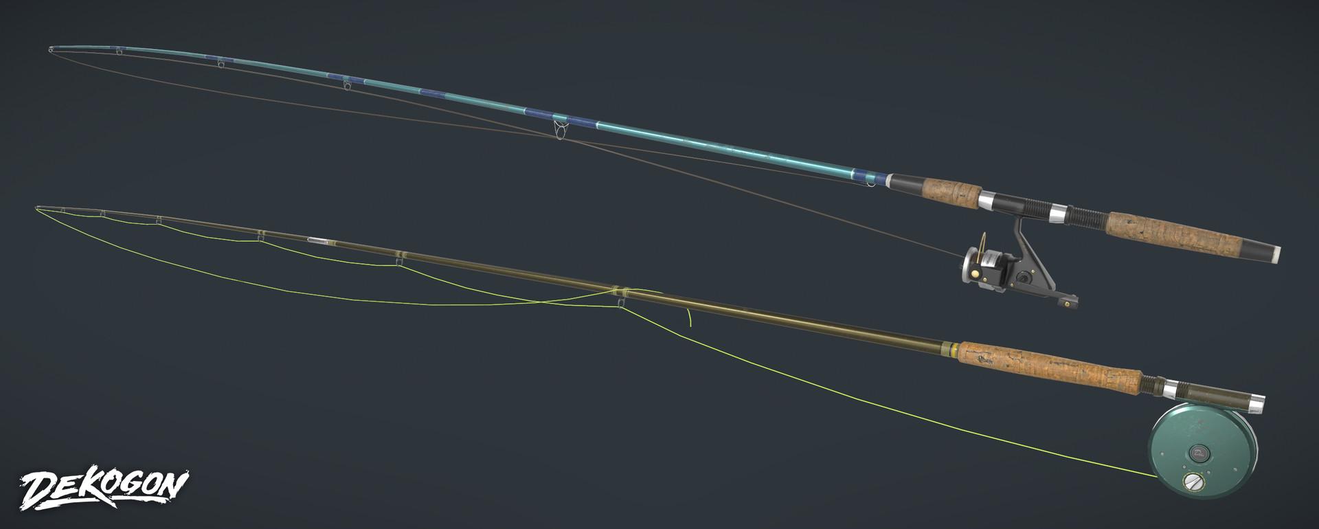 Andy nelson fishingpole lengthrender