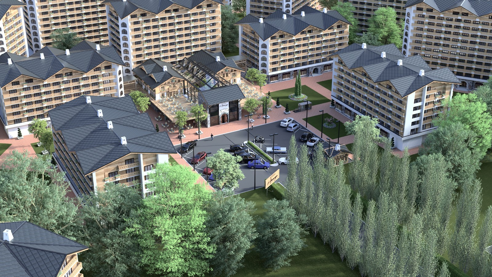 SketchUp 2018 + Thea Render V1.5