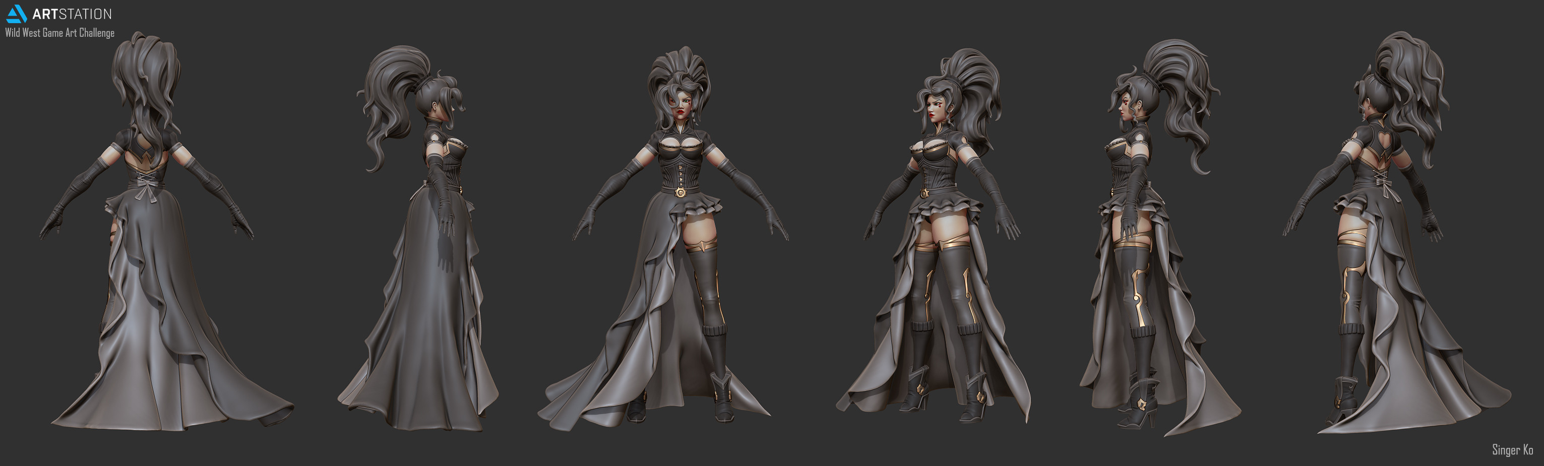 ZBrush Character