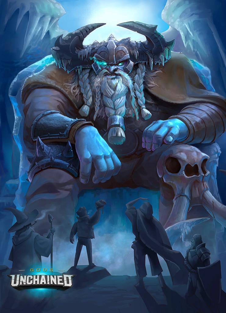Lloyd hoshide frost giant