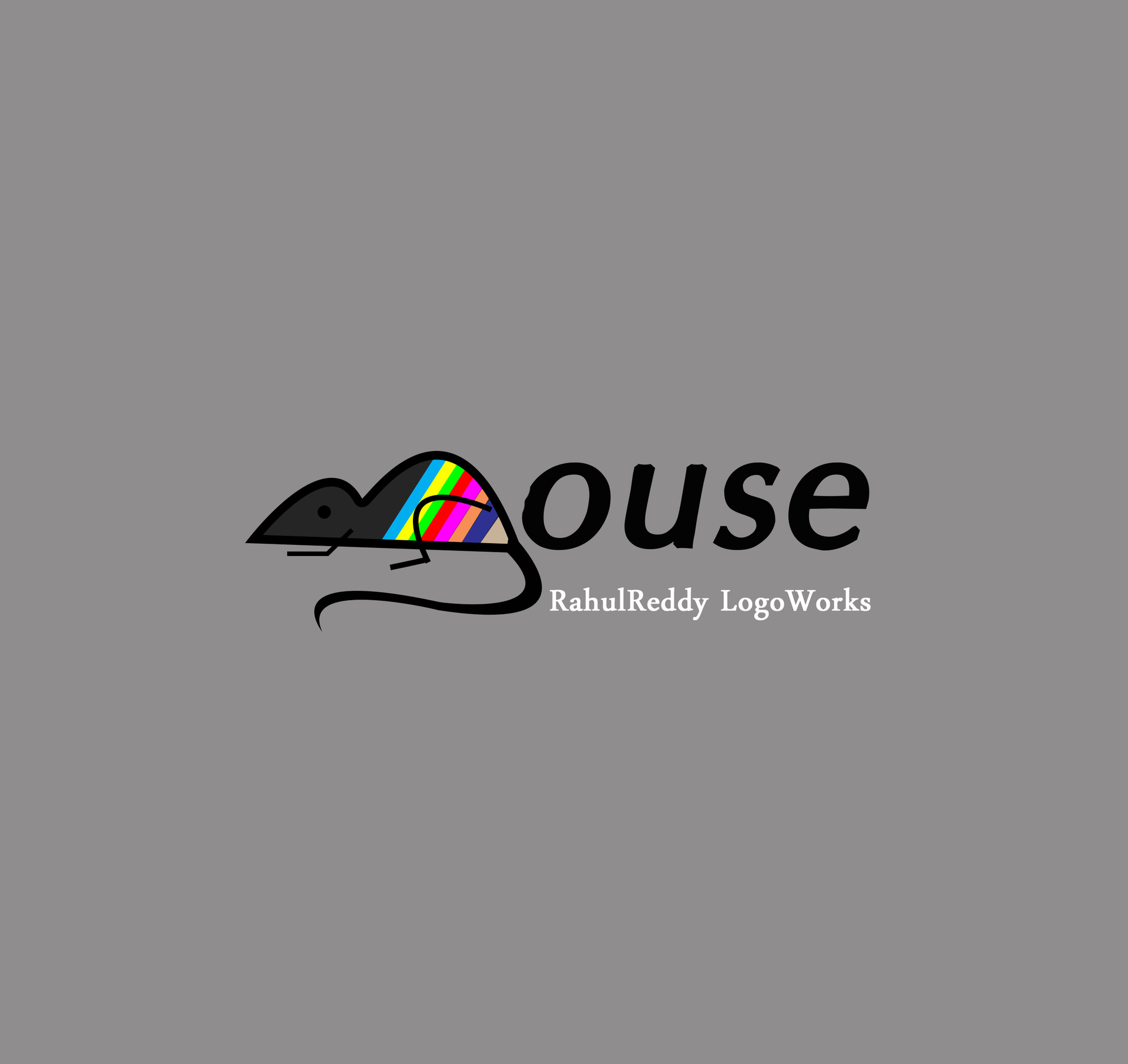 Rahul Reddy artist - logos