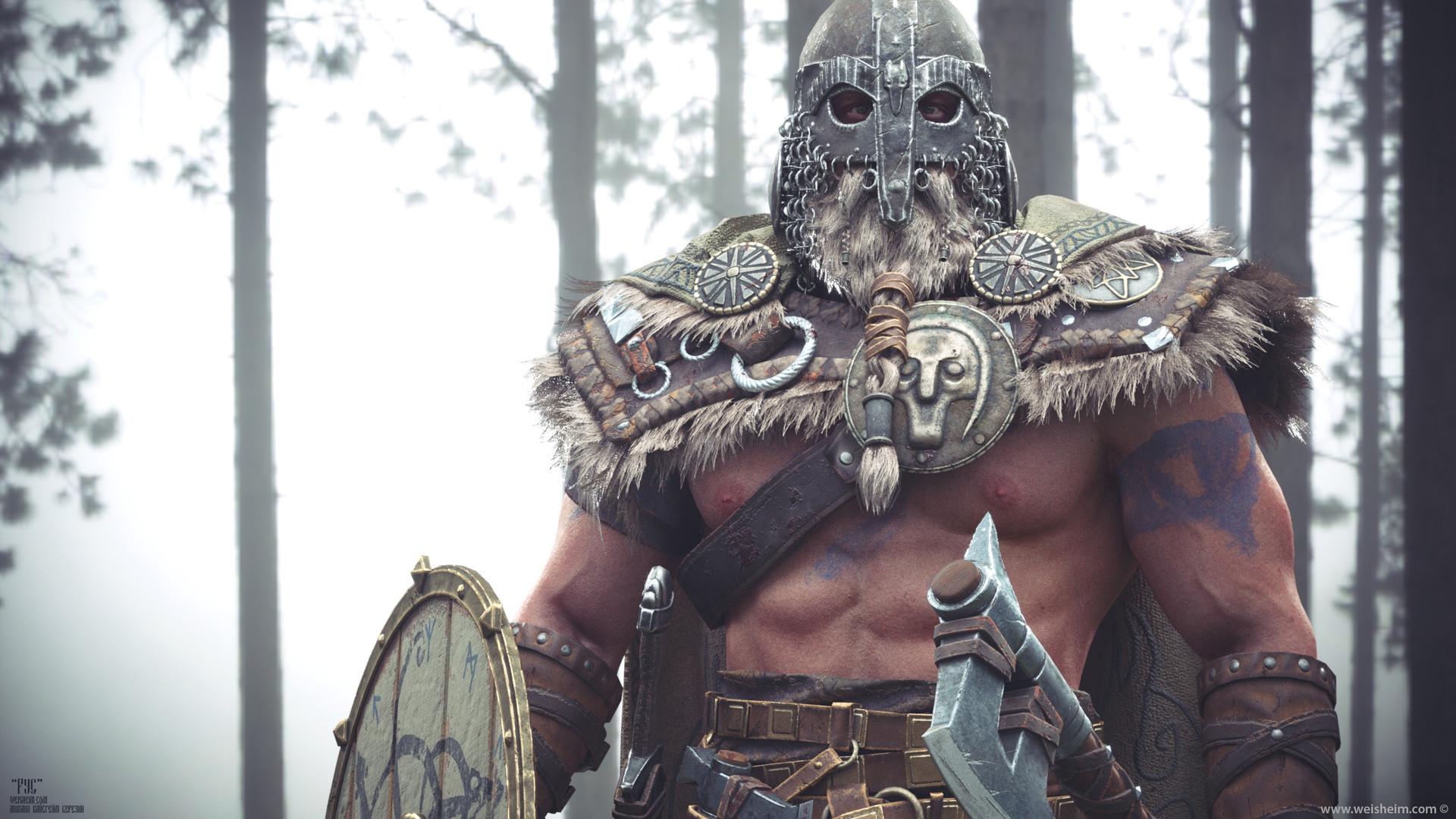 Michael weisheim beresin 33 rus viking