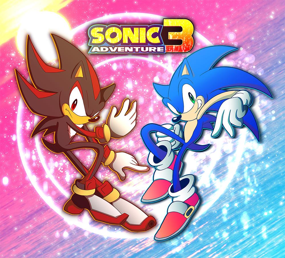 ArtStation - Sonic Adventure 3 - Collaboration, Lourdes Mancini