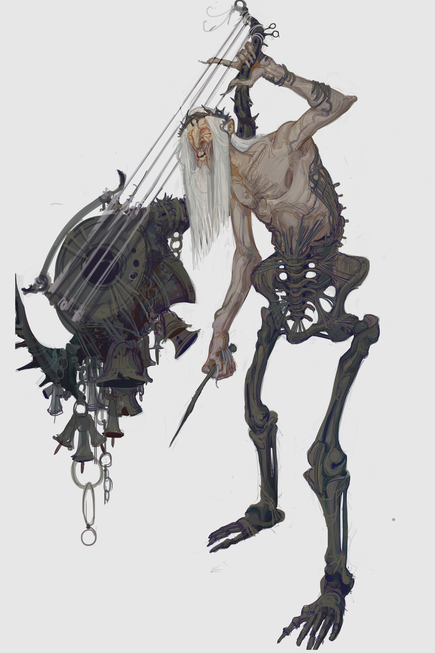 Joao bragato skull2