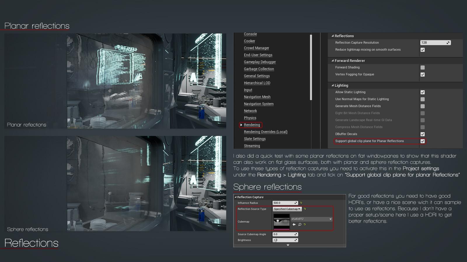 ArtStation - Glass Shaders ( An Unreal Engine 4 Tutorial