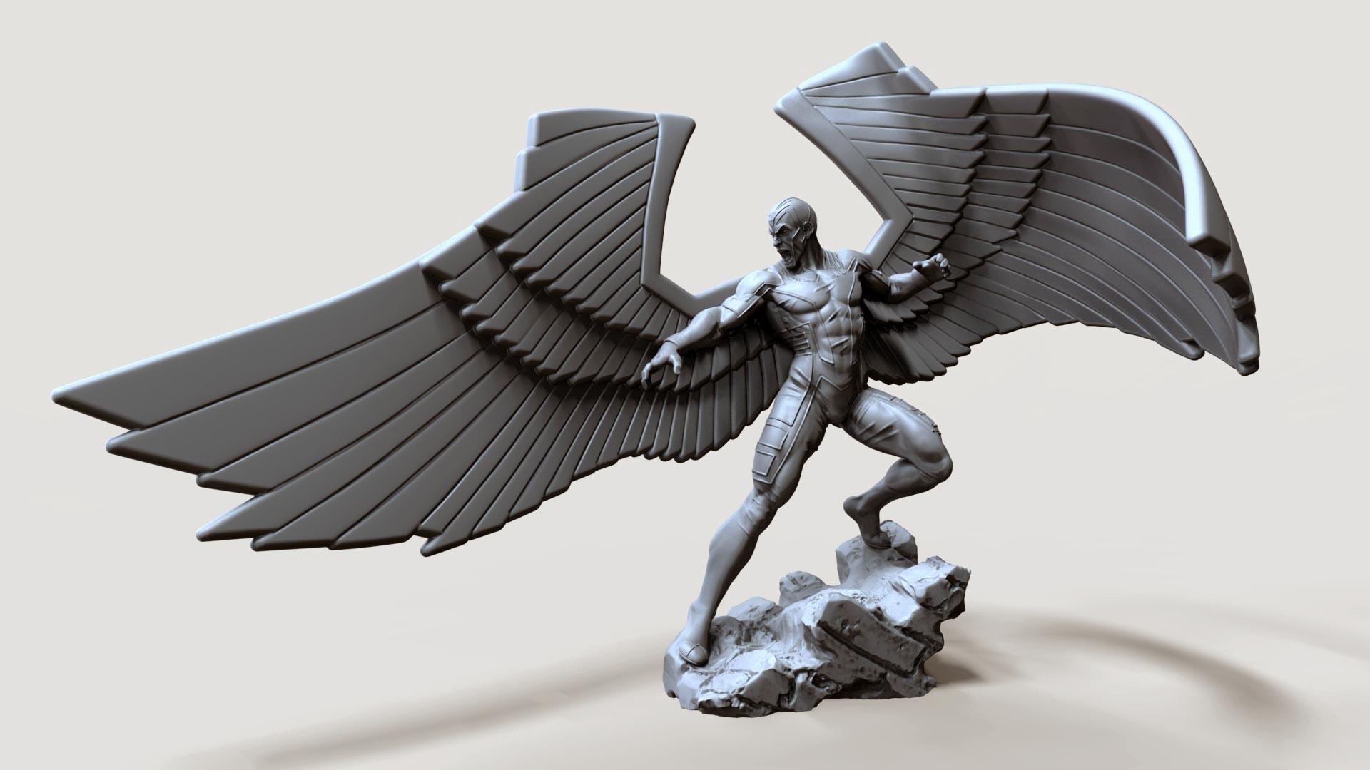 Andre de souza archangel 2