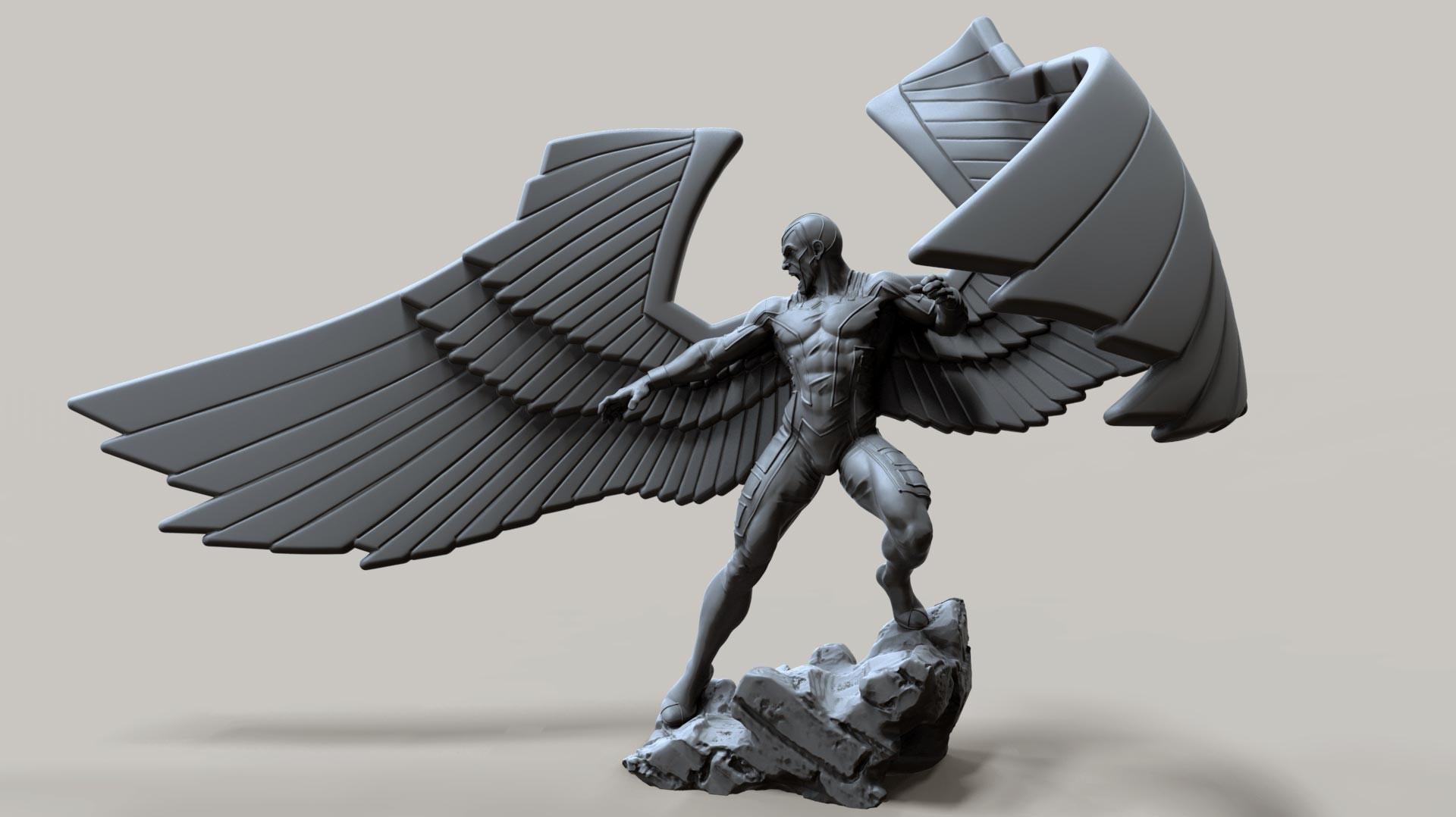 Andre de souza archangel 3