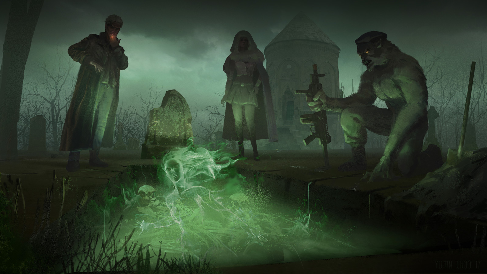 Raid the Tomb